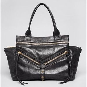 (Like New) Botkier Black Trigger Satchel